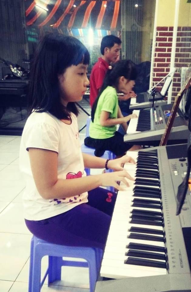 Học viên Thái Hà lớp Organ cơ bản