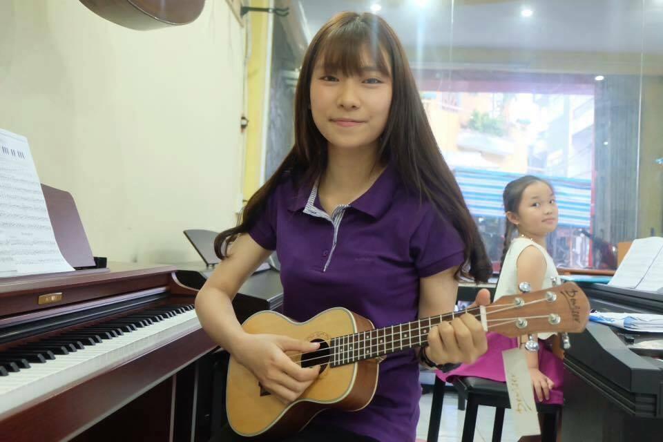 Học đàn Piano, Organ, Guitar, Ukulele ở đâu tốt tại TPHCM?
